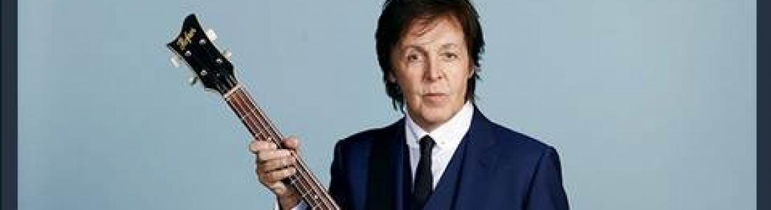 Paul McCartney – Maybe I'm amazed